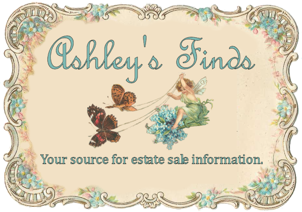 Ashley's Finds - Estate Sales in the Little Rock area